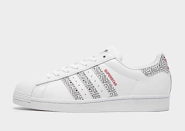 Adidas Originals Superstar - White - Mens - Trainers