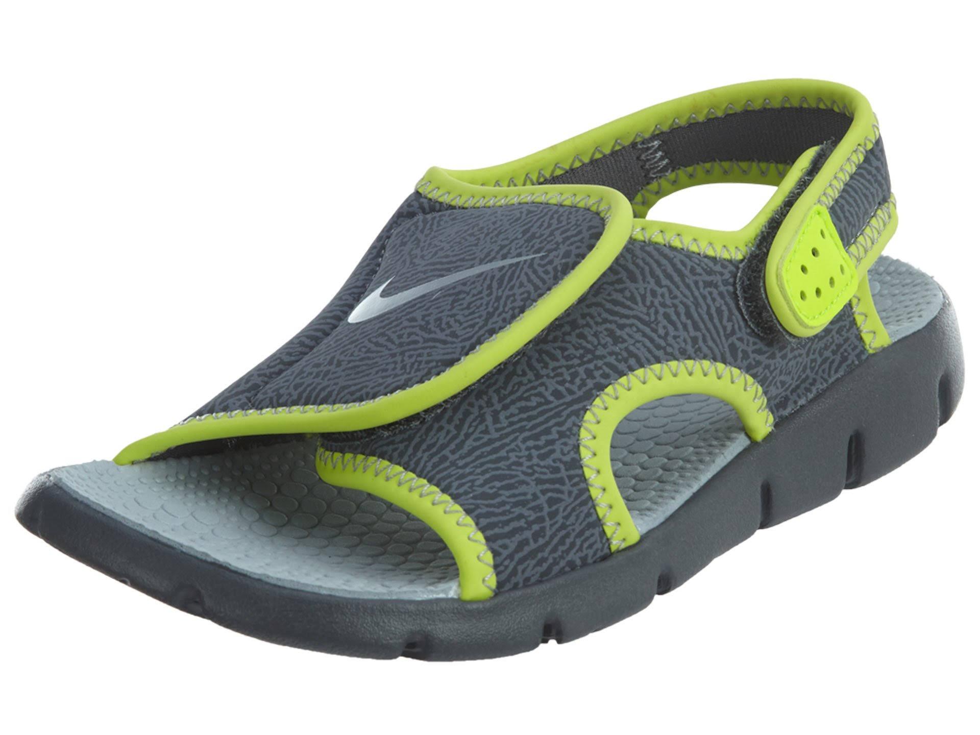 Nike Oscuro Sku Adjust Sunray Gris Kids Big 4 386518 voltio Gris Lobo xBr14wx