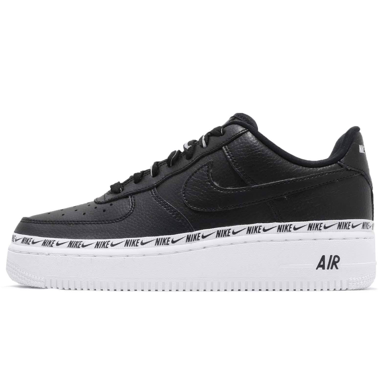 7 07 Zapatos Force Mujer Premium Nike Tamaño Se Negro Ah6827002 Air De 5 1 1xPqnpqwRt
