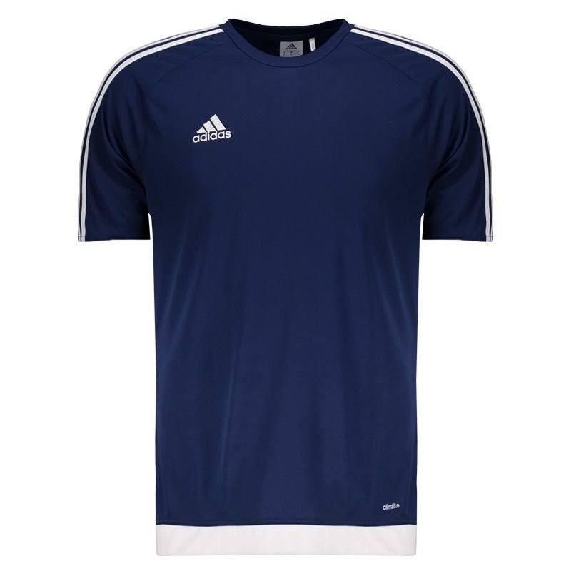 Gg Camisa Adidas Homem 15 Azul Marinho Futebol Estro UIwHwB