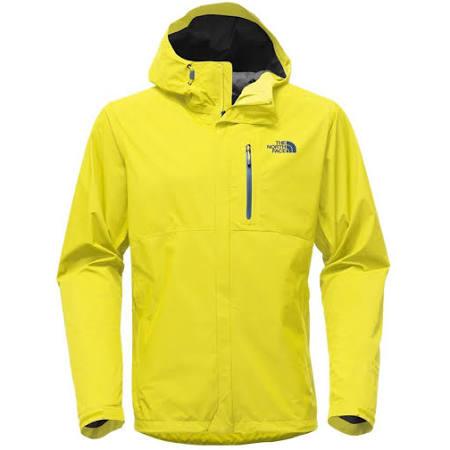 Face Vert Jacket Printemps Soufre Jaune Dryzzle The North Hommes Hqcgw5gO