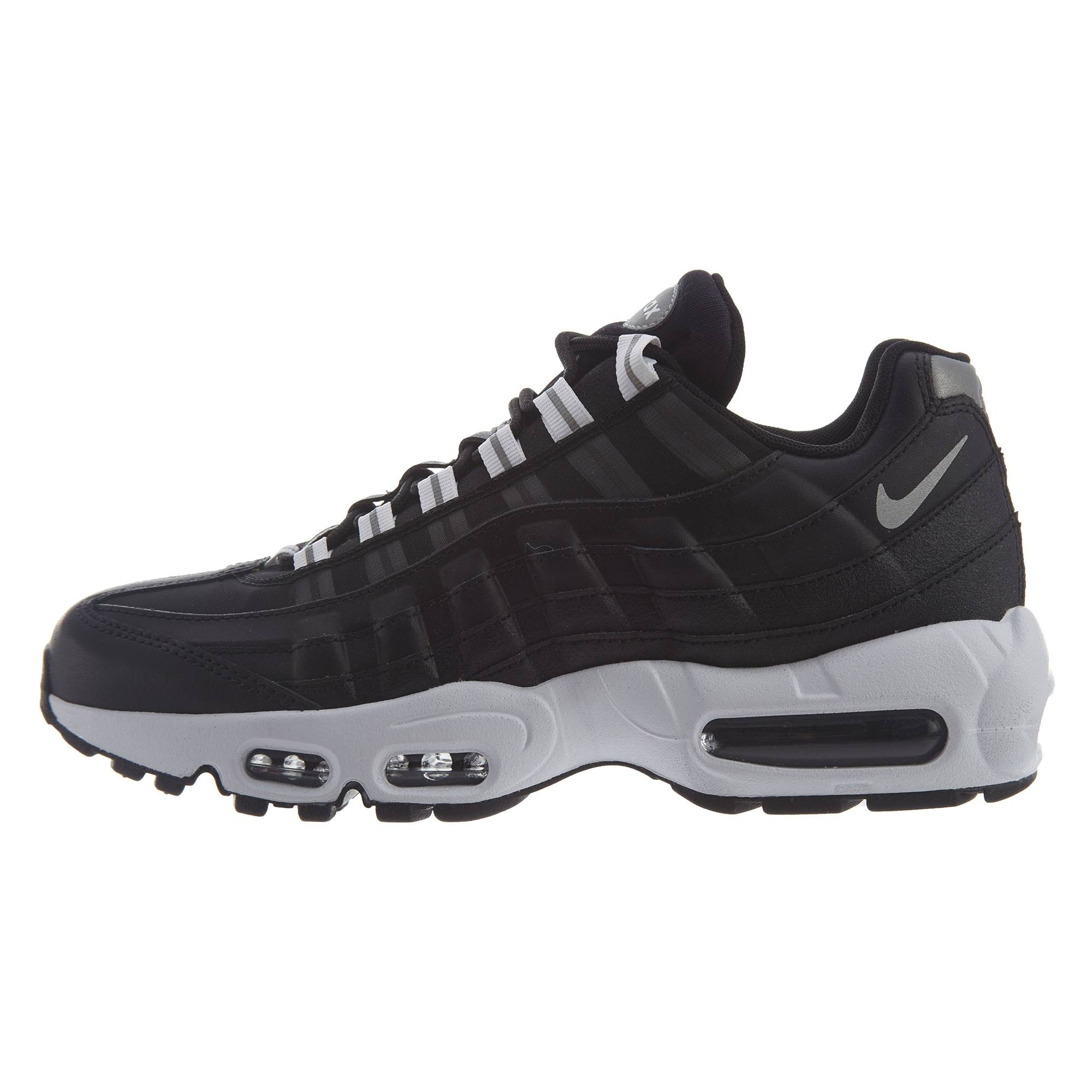 Reflect White Schwarz Air 307960 Womens Max 020 Silver Style 95 Nike fxwOq7P