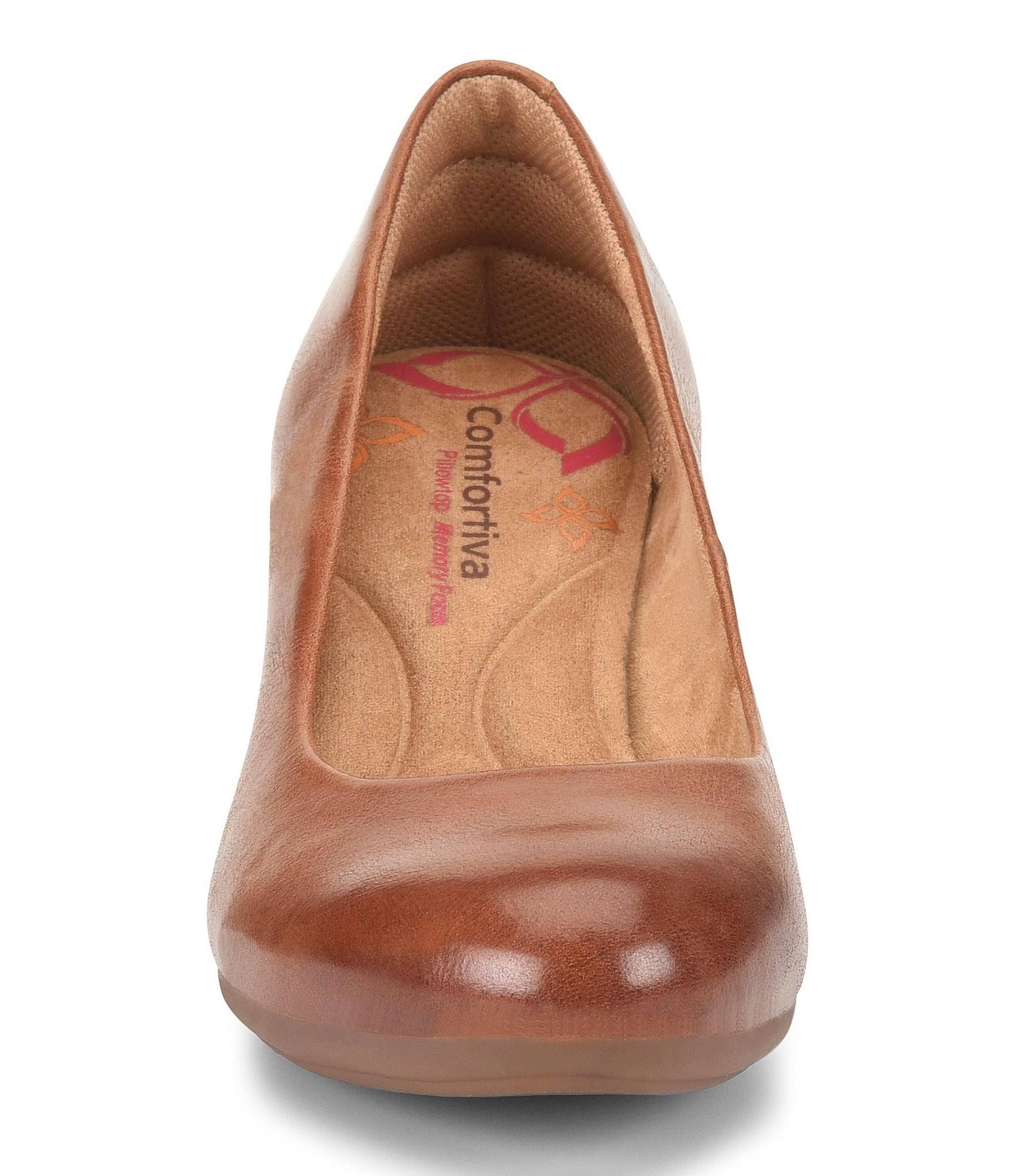Dress Cork M 6 5 Comfortiva Amora Shoes OPw8n0k