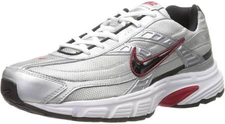 394055 Running Zapatillas Initiator Nike Met Silverblackwhi Plata Negro 001 Hombre RqUn1