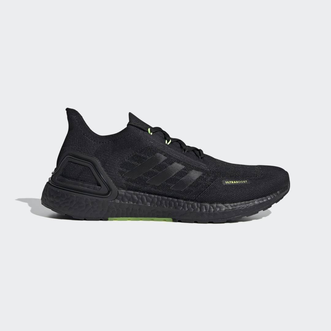 Adidas Performance Ultraboost SUMMER.RDY - Core Black - Trainers