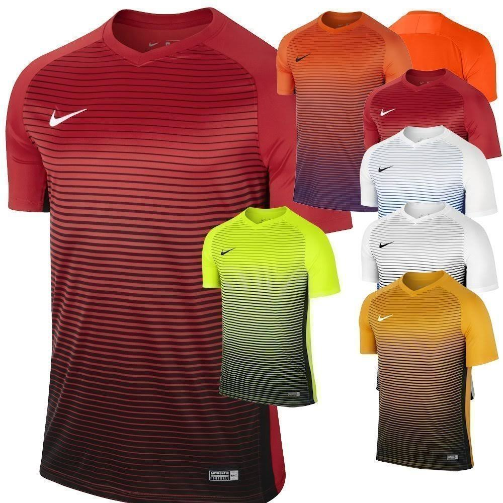 Nike Precision IV SS Jersey Orange Purple