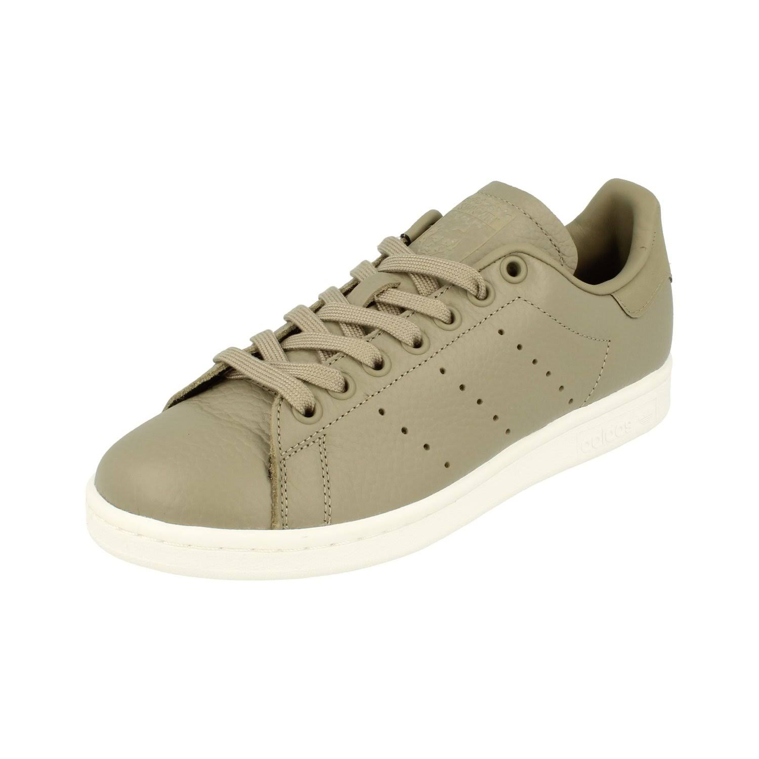 (5) Adidas Originals Stan Smith Mens Trainers Sneakers