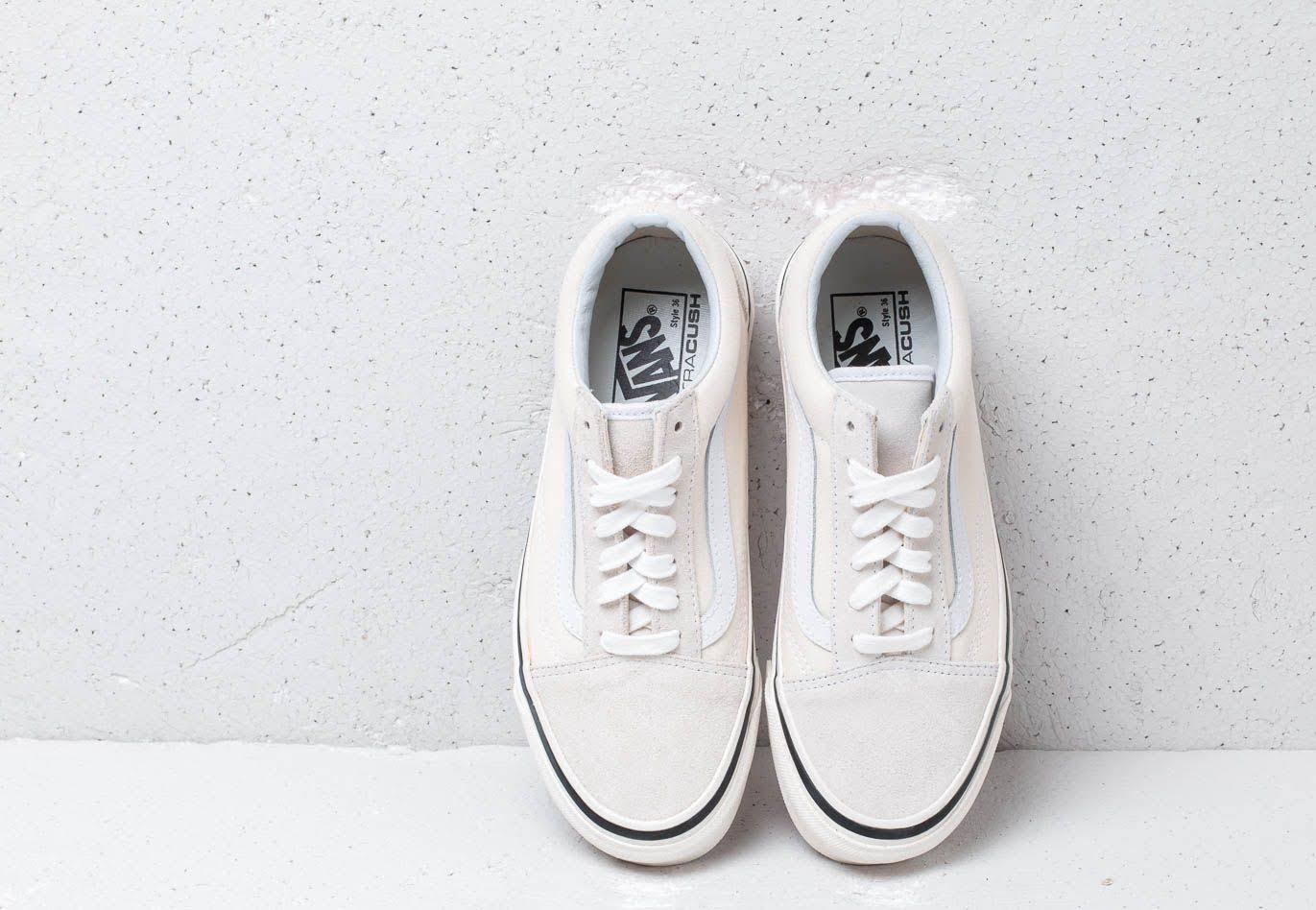 bianco Old Bianco classico Vans anaheimClassico Dxfabbrica Skool 36 rCxodeB