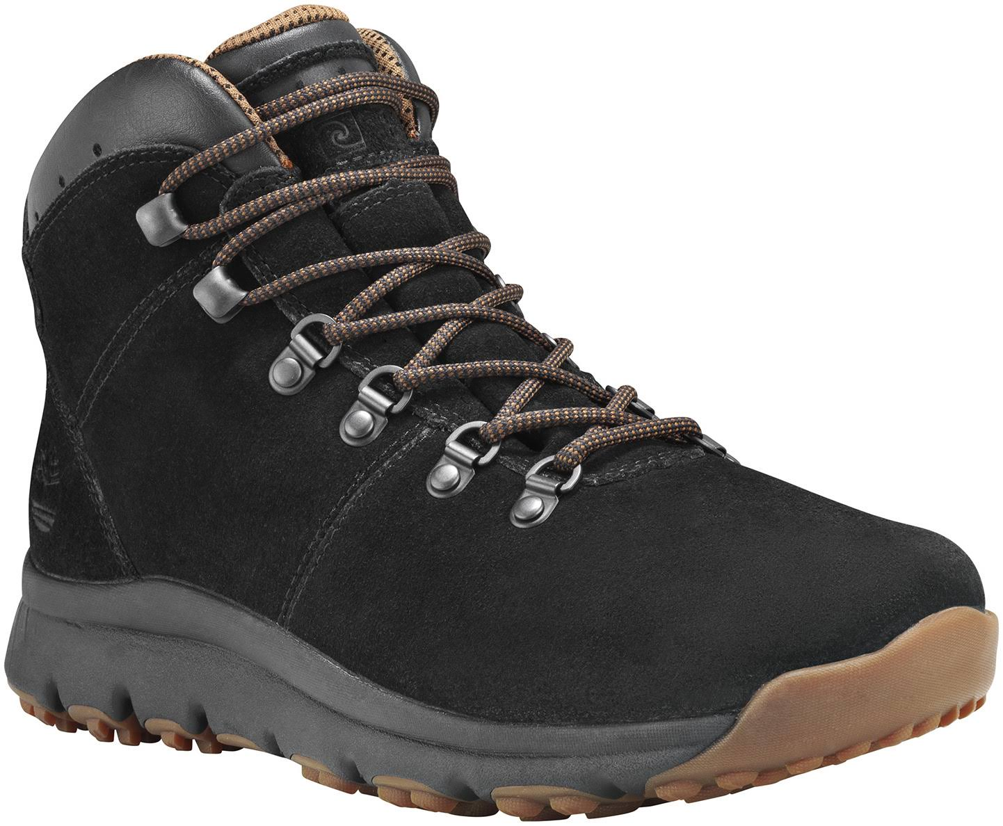 World Hiker Timberland 5 Taglia Nero 43 Black Stivaletti Uomo Per nS4qH4xp