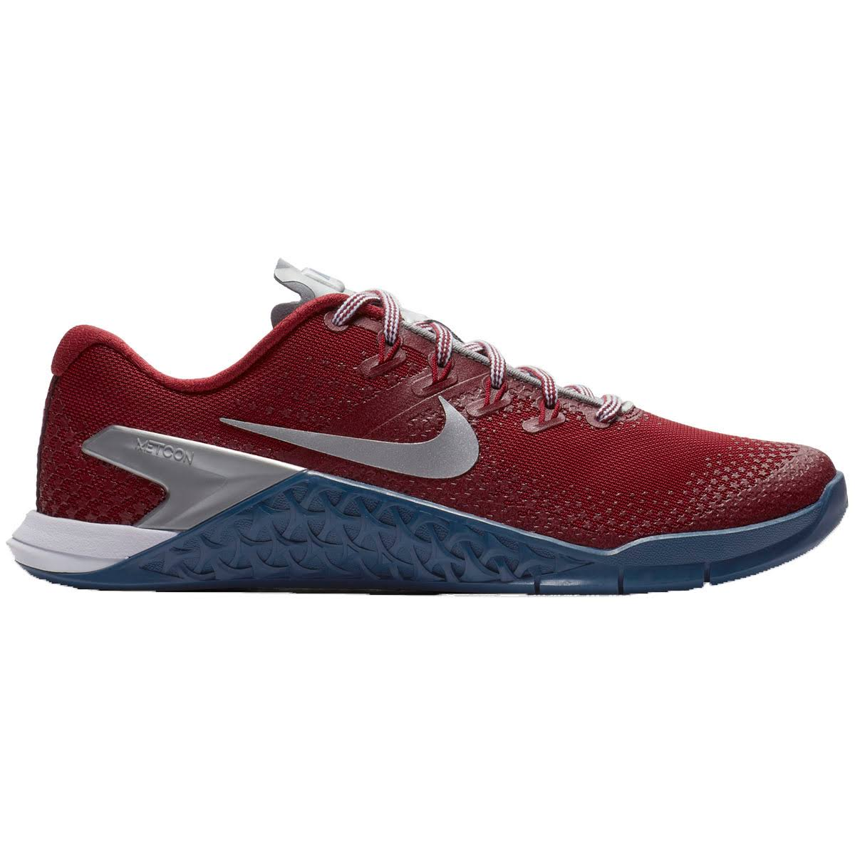 Metcon zilvergym Premium damesGym blauwwit 4 roodmetallic blauwwit8 damesschoenen Nike voor 4jLA5R