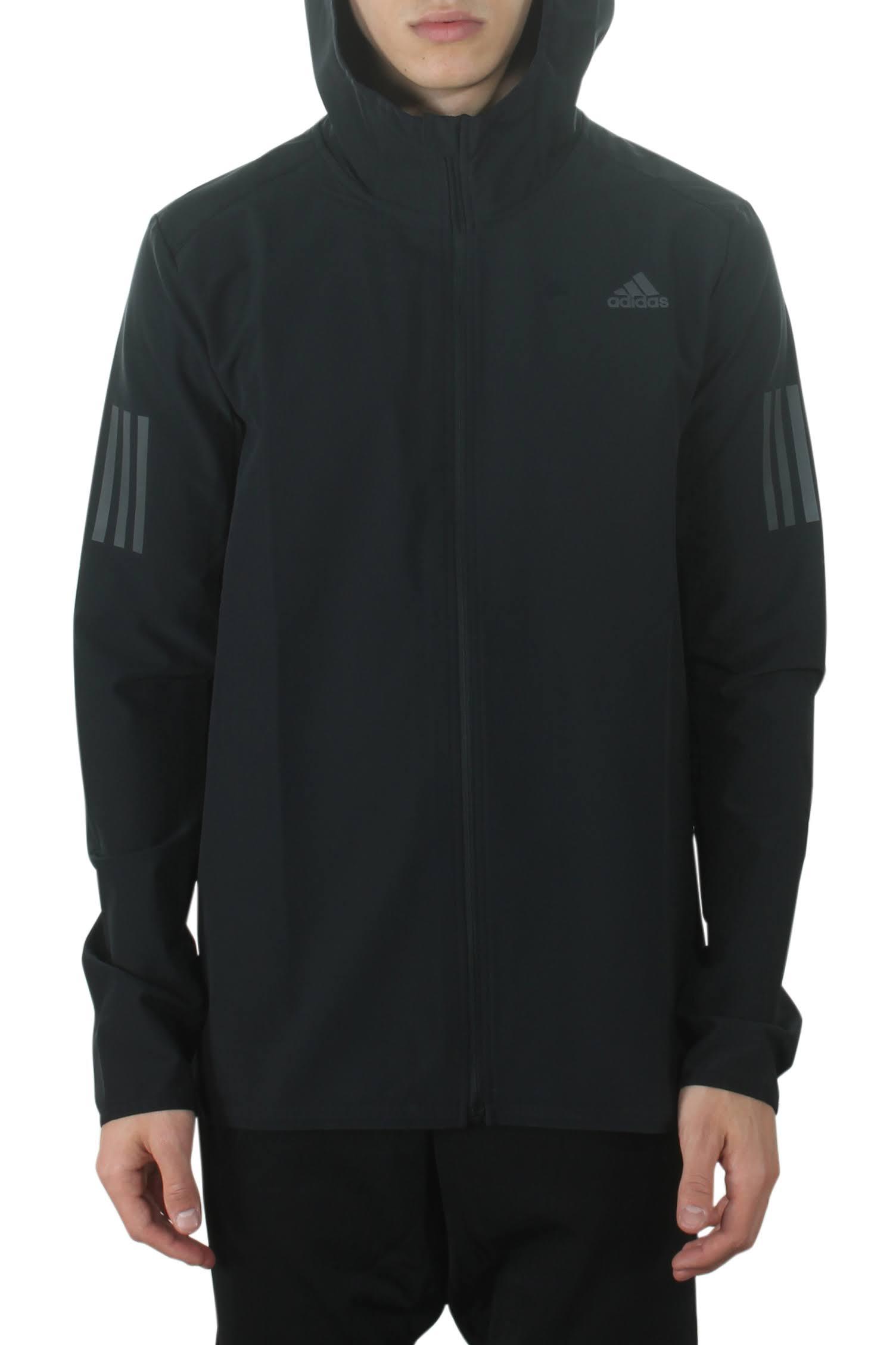 Pequeño Running Negro Shell Para Response Adidas Hombre Xw8qvn
