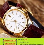 Đồng hồ dây da nam