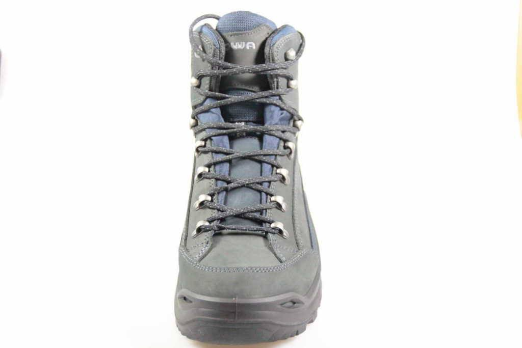 Mid Gtx Womens Renegade Boot Walking Lowa Grey navy Dark xBAFtwngq