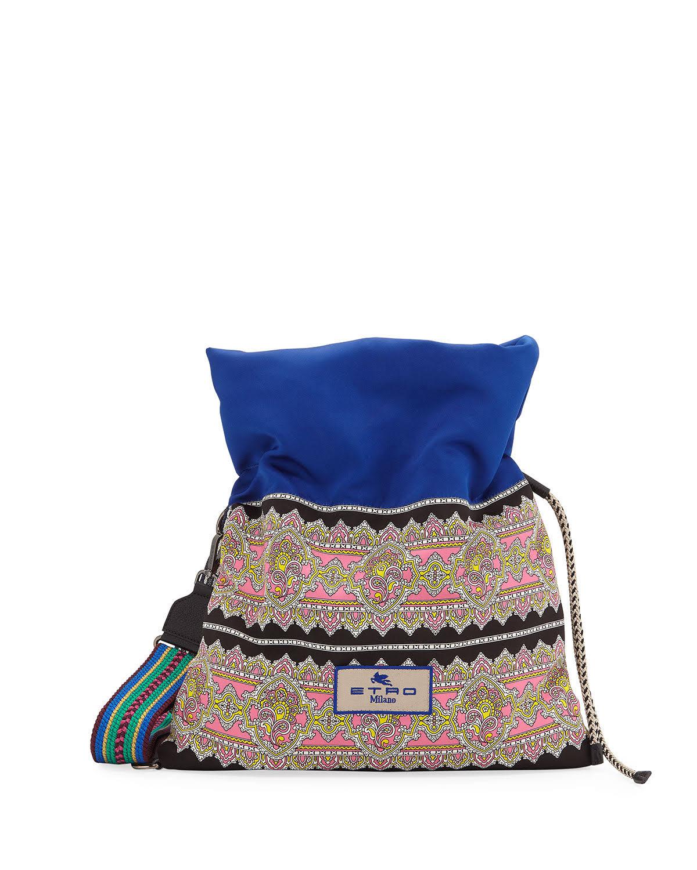 Tote Borsa Paisley Pattern Multi Bag A Small Tracolla Etro XZOPkiTu