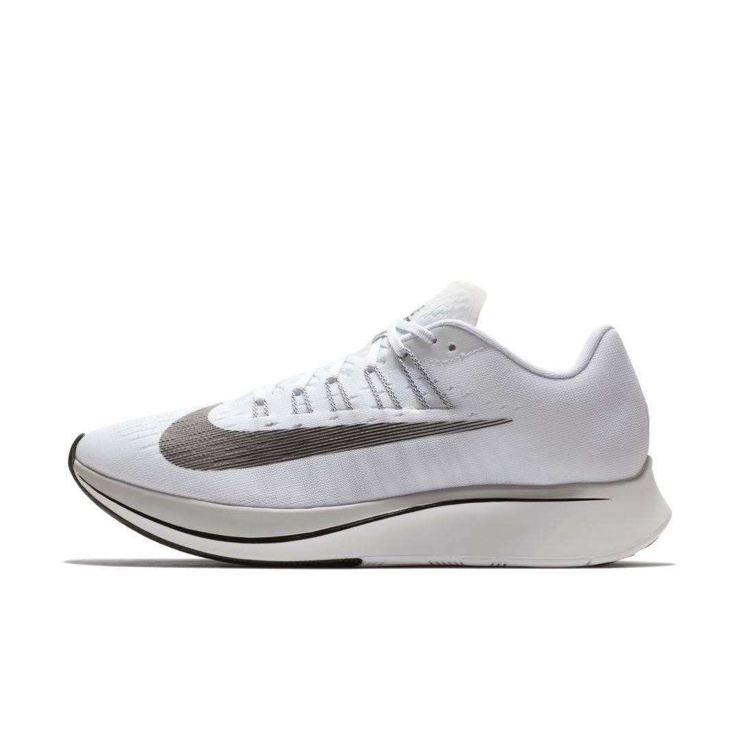 Größe Reines Schwarz Herrenschuhe 5 Fly Nike Zoom Platin 880848100 7 Weiß wZqSSC