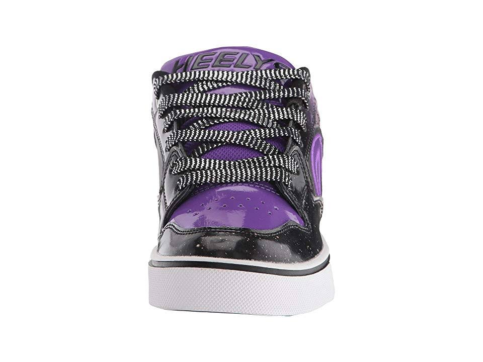 Black Zapatillas 2 Galaxy Purple Youth Heelys Motion 770851h xIqAPFIU
