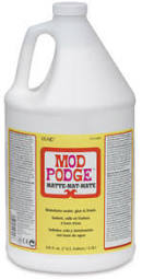 Plaid Mod Podge - Matte Finish, Gallon