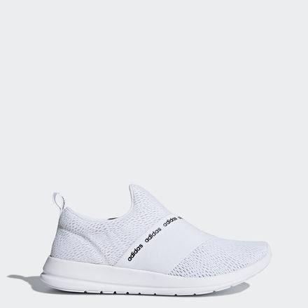 ~ UkDames Verfijnen 7 Adidas Cloudfoam FtwrF17 Adapt Lifestyle Schoenen Ftwrwhiteftwrwhitegreyone kZTwOlXiuP