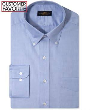 Room Resistant Club 33 Dress Hellblau 32 Estate 15 Wrinkle Shirt pxCxBrqdwv