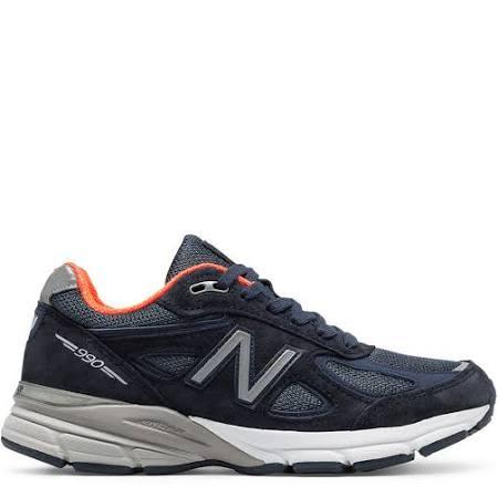 Size Balance Running Women's Navy 990v4 7 Shoe New wYxn14Rq1