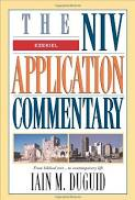 The NIV Application Commentary: Ezekiel
