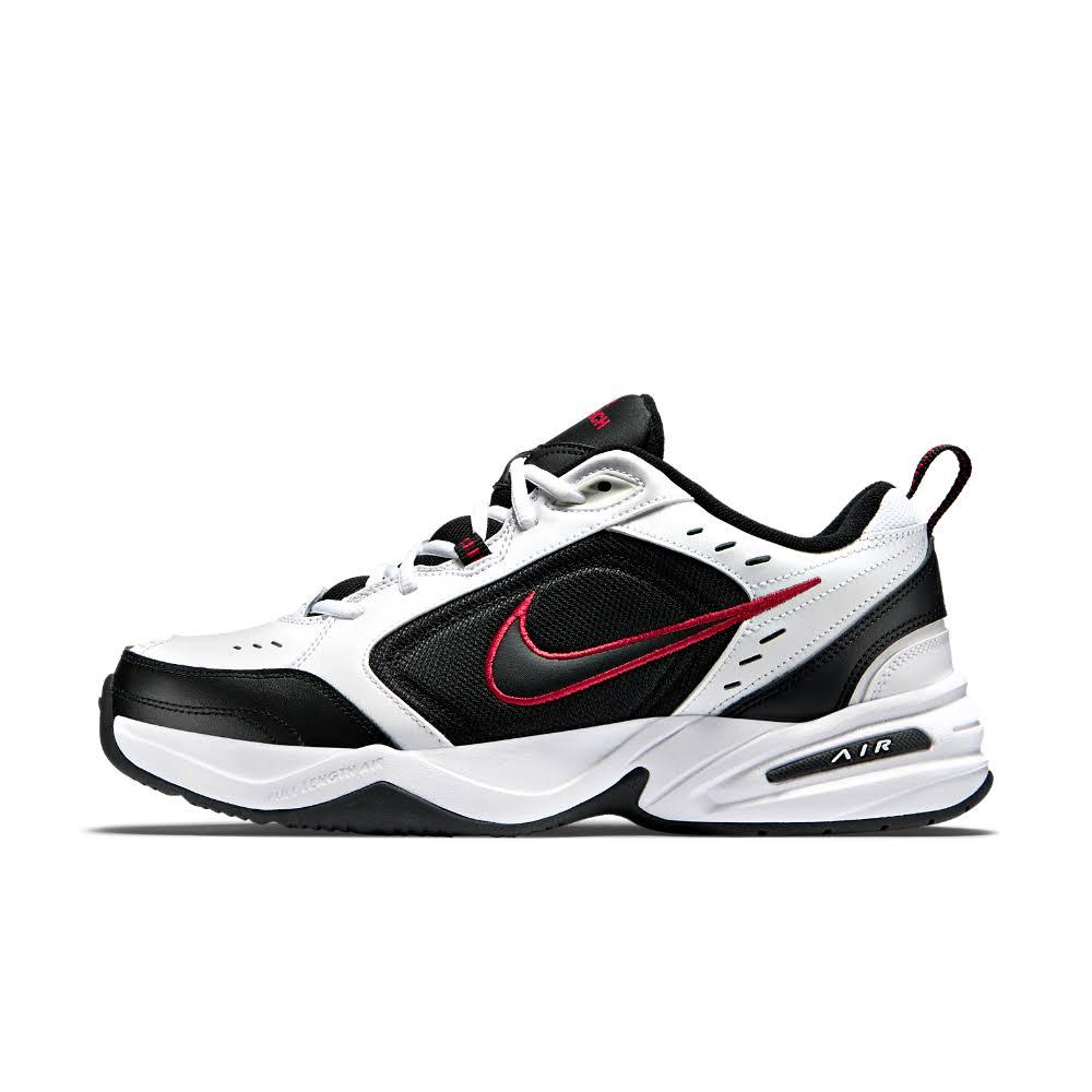 zwart Iv en wit witzwart Nike Air Monarch dshrQtCx