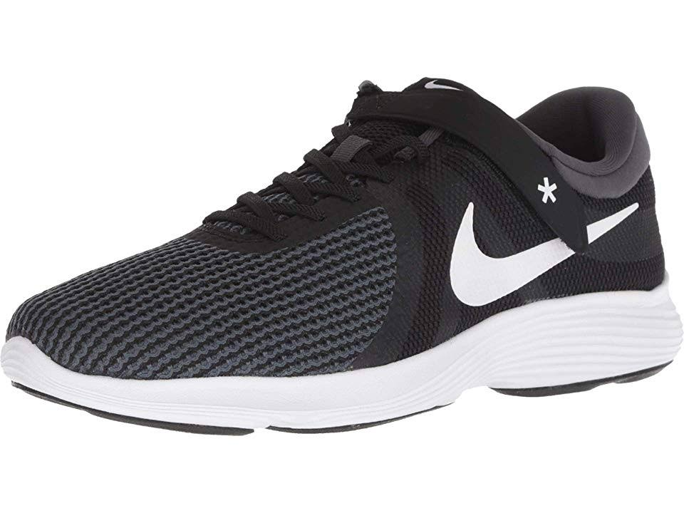 5 Men's 12 Black Flyease 4 Black Nike Extra Shoes 4e anthracite white Revolution total Wide Crimson Running CxtqxHP7w