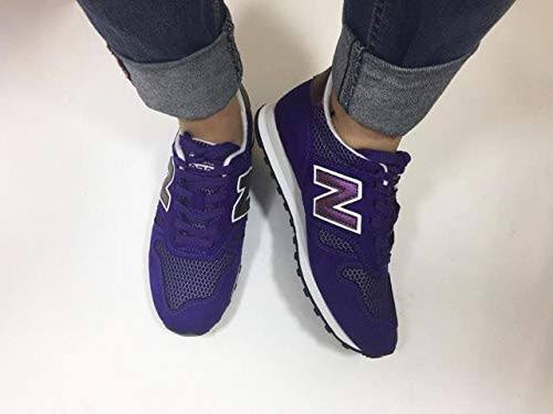 SchoenenCasual Balance vrouw New 373 paars paarslilawit XkPOZiu