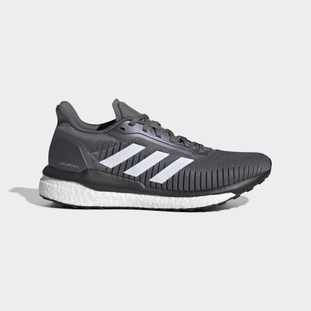 Adidas Solar Drive 19 Shoes Running - Womens - Grey