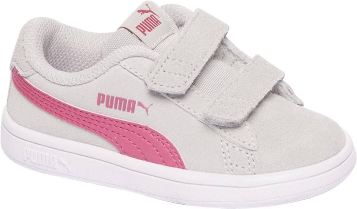 Rossa Sneakers Viola ChiaroRosaTaglia 23SimilpelleGrigio Puma Girlsgrigio Barbabietola nv80wymNO