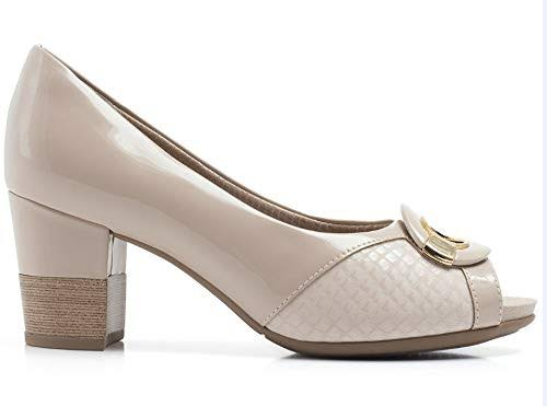 Toe Nude Female Piccadilly Peep Shoe ChdxQrts
