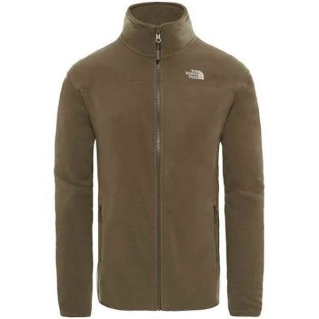 100 Taupe North Zip Face grün Velo Full Neues Glacier qFEw0xCO