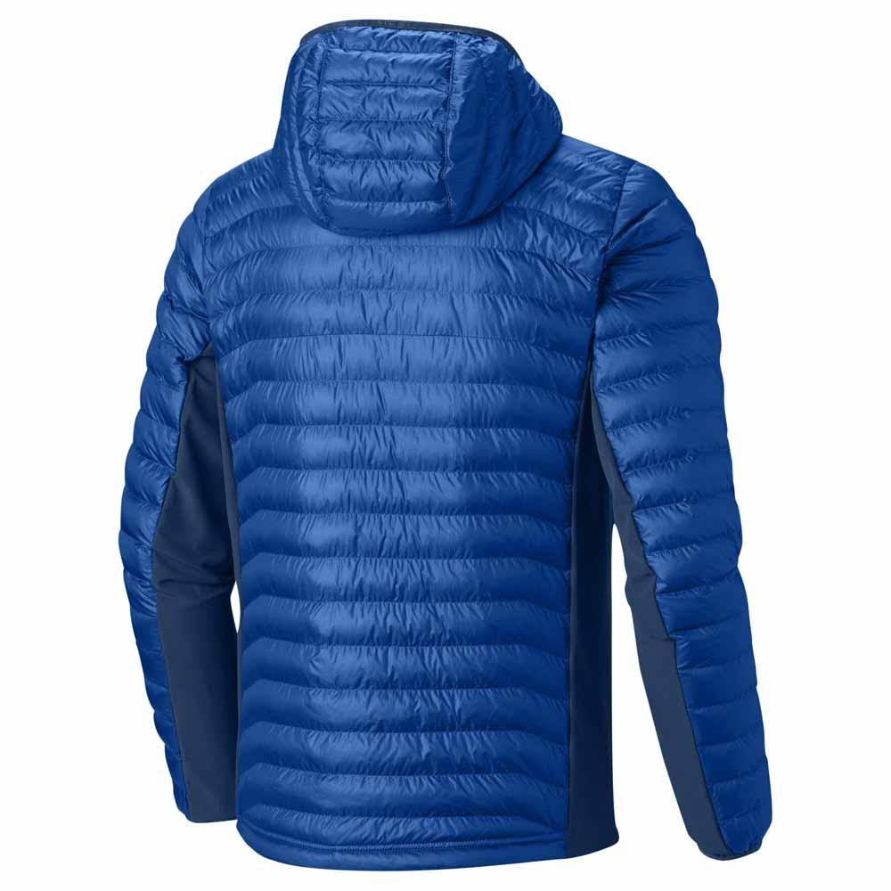 Xxxxl Powder Light Lapis Hooded Columbia Lite AT7gqx6