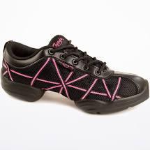Capezio Web Dance Sneaker - Black - Dance Sneakers
