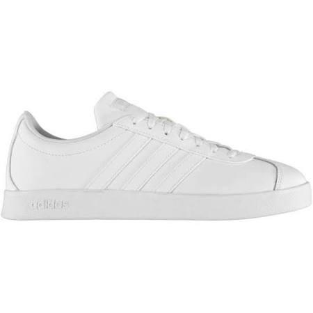 9 Adidas Court Mens Vl Sneaker Weiß Größe Aw8BXqw