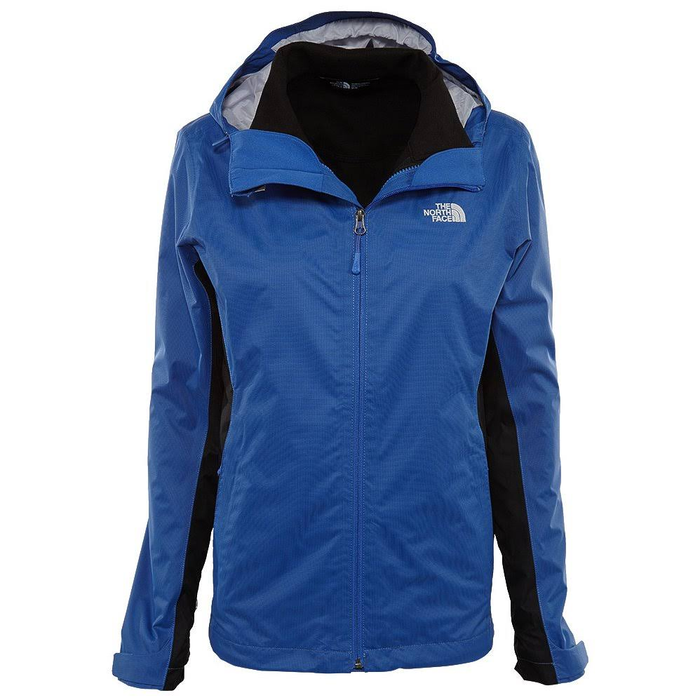 Para Blue Arrowood Black M De The Chaqueta Triclimate Dobby Regular Mujeres Face Amparo Tnf North wZqTnEnzx1