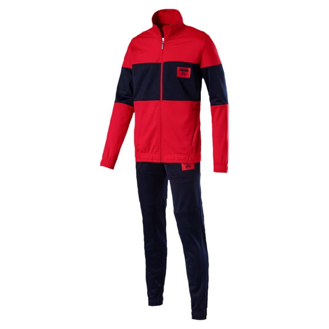 Ribbon Cl Rebel Red Suit Block Puma S Tricot Ribbonred pe OXwn6qx