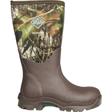 Muck Boot Woody Max Boot - Mossy Oak Country  83TCr0n