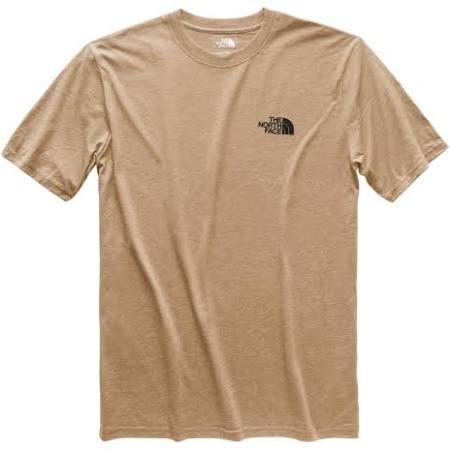Face shirt Männer t Für North The Kurzarm z5wqx048xA