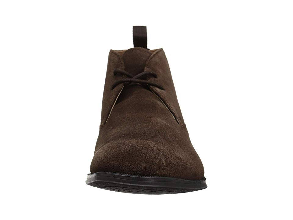 Up Mid schoenen Gilman Clarks Casual Lace Men Donkerbruin Suede13 DMedium hrstQdCx