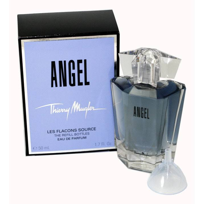 Fl De Oz Spray Mugler 1 Angel Flasche Thierry 7 Nachfüllung Parfum Eau wpRzxqg