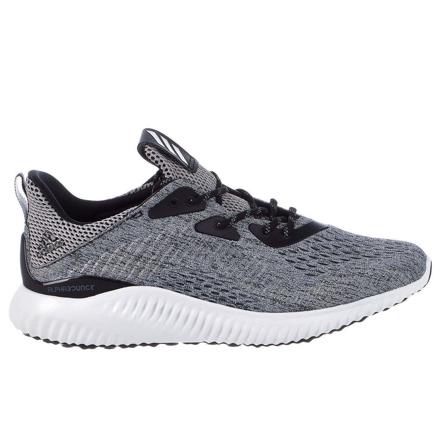 Bb9043 Adidas Em Black Core Alphabounce Men's Calzado Blanco pqqgnRt