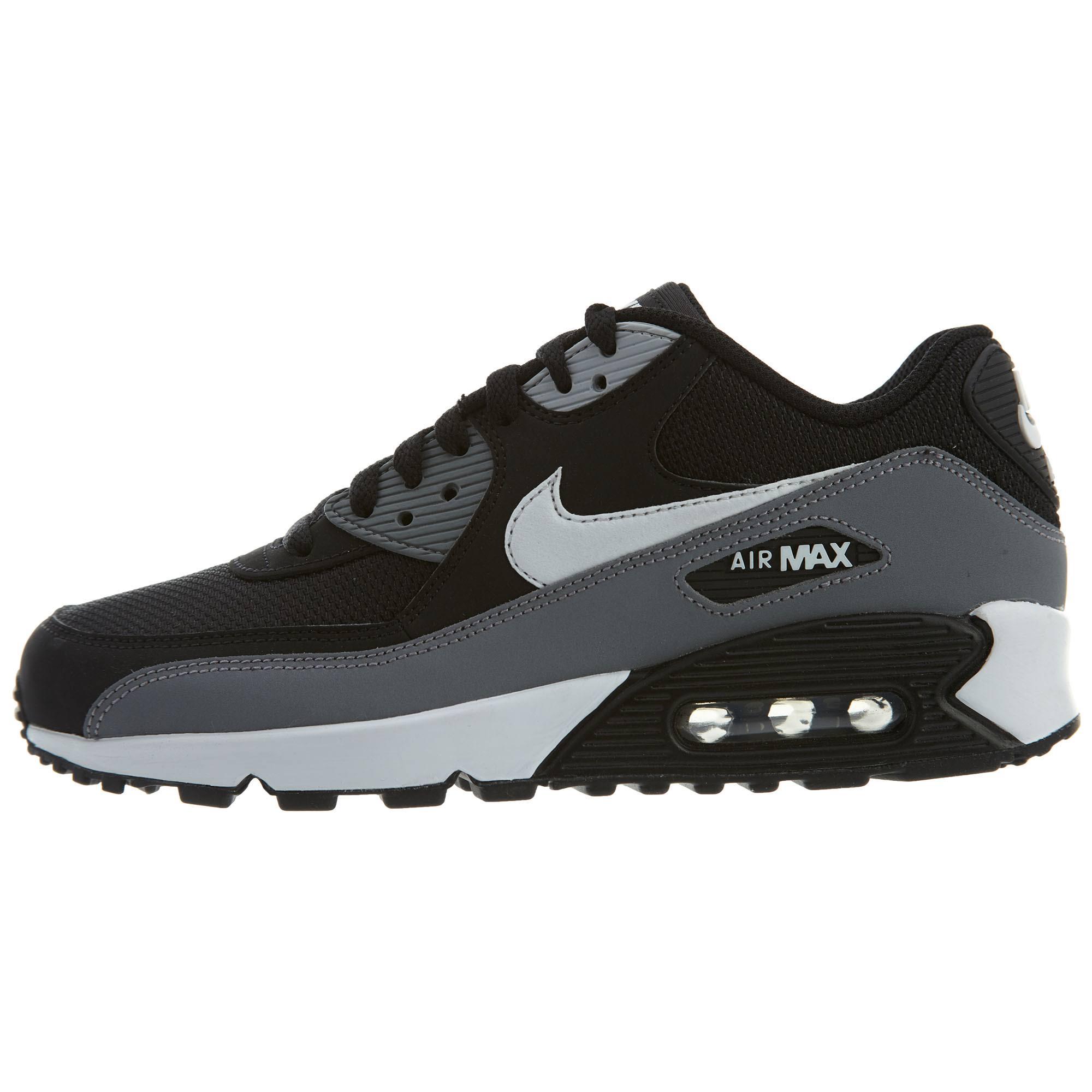 7 5 Essential Black Air Max 90 Nike g7ybf6Y