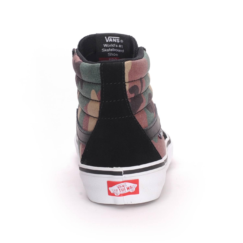 Zapatillas Negro Vans Blanco Camo 5 Sk8 10 Pro hi qOHnqgxrF