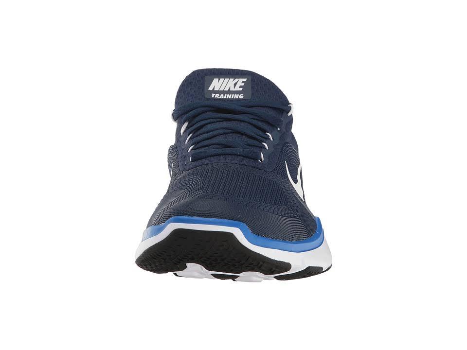 10 negro Nike Running De Hombre Free 5 Para Azul hiper Tamaño Marino Cobalto Trainer V7 Zapatillas Entrenamiento Blanco Binario Atlético EqYHH