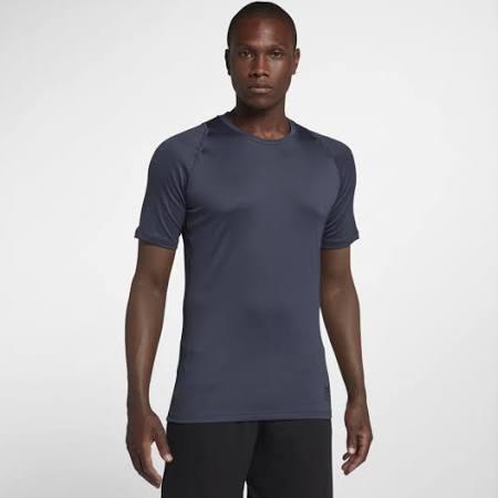 Nike Trueno Tamaño Corta Manga De Pro Hombre Camiseta 3xl azul Entrenamiento Colorburst Para wqOHxzSn