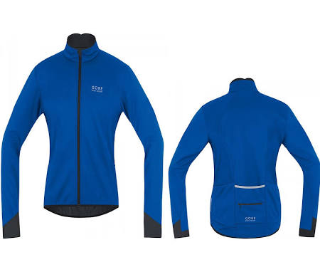 Chaqueta Negro Power Azul Windstopper 0 Mediano Gore 2 Softshell Czx7Crf
