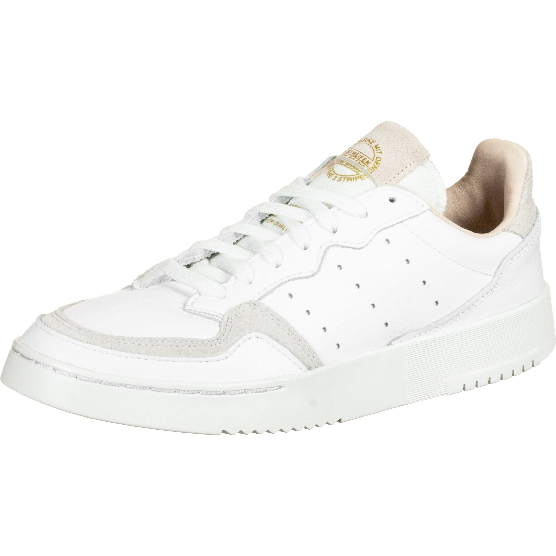 Adidas Supercourt White Crystal White
