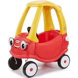 Little Tikes Cozy Coupe Red with Yellow Roof