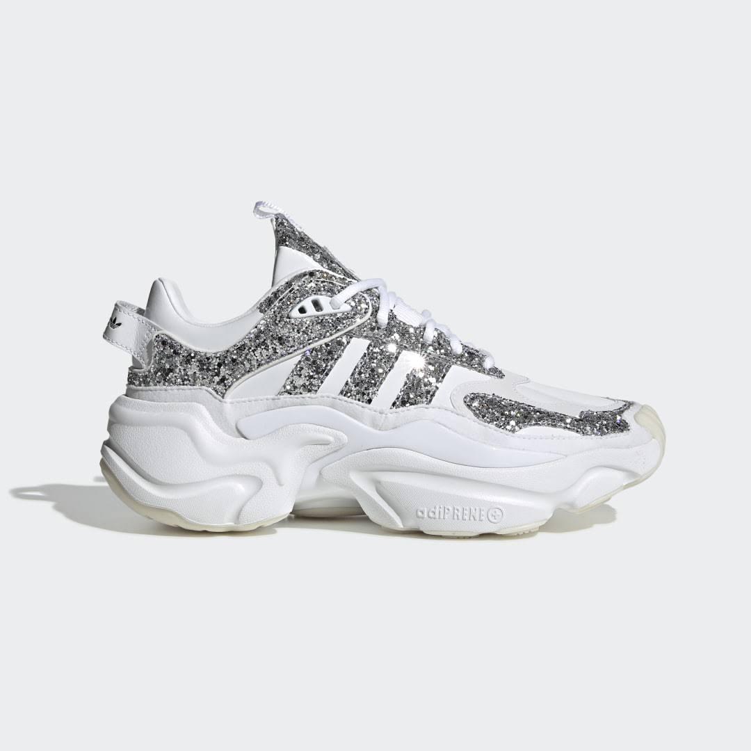 Adidas Magmur Runner Shoes - Womens - White
